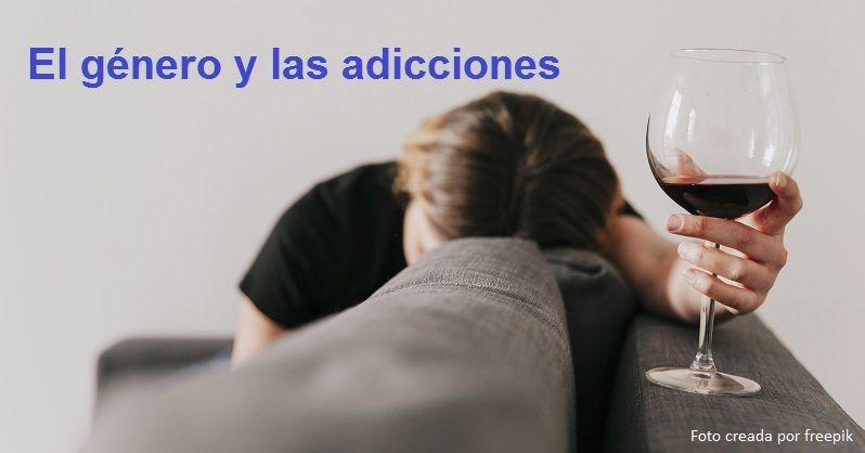 género y adicciones